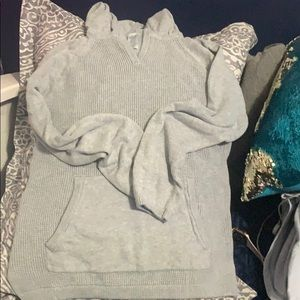 Hooded ivivva sweater